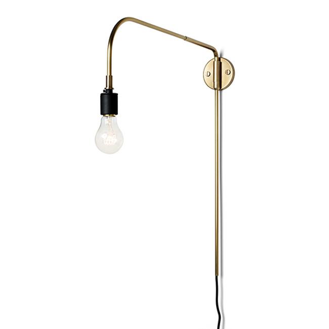 Menu  |  Warren Lamp Brass