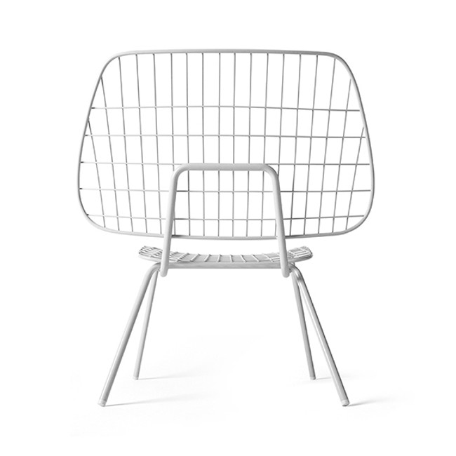 Menu  |  WM String Lounge Chair