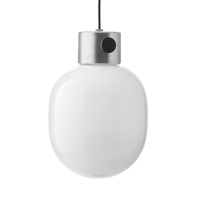 Menu  |  JWDA Pendant Brushed Steel