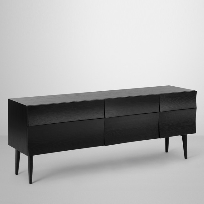 Muuto  |  Reflect Sideboard Black