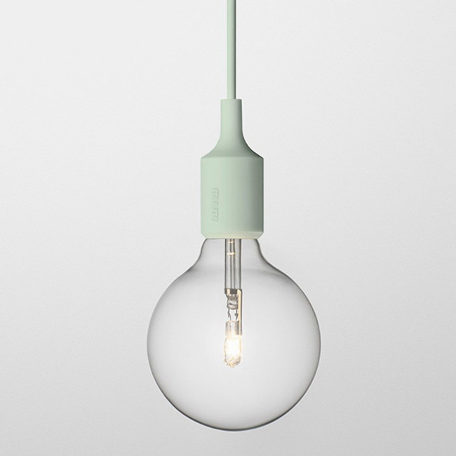 Muuto  |  E27 Pendant Light Green