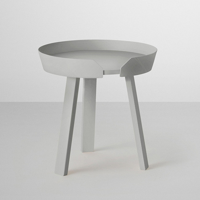 Muuto Around Table small in grey