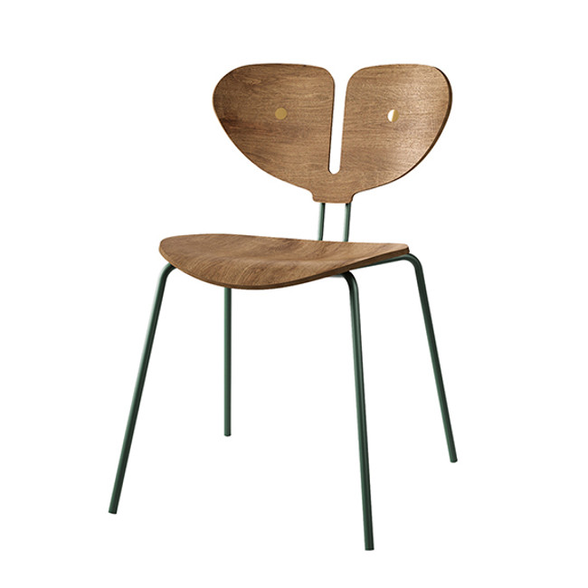 Nordic Tales  |  Moth Chair Oiled Oak