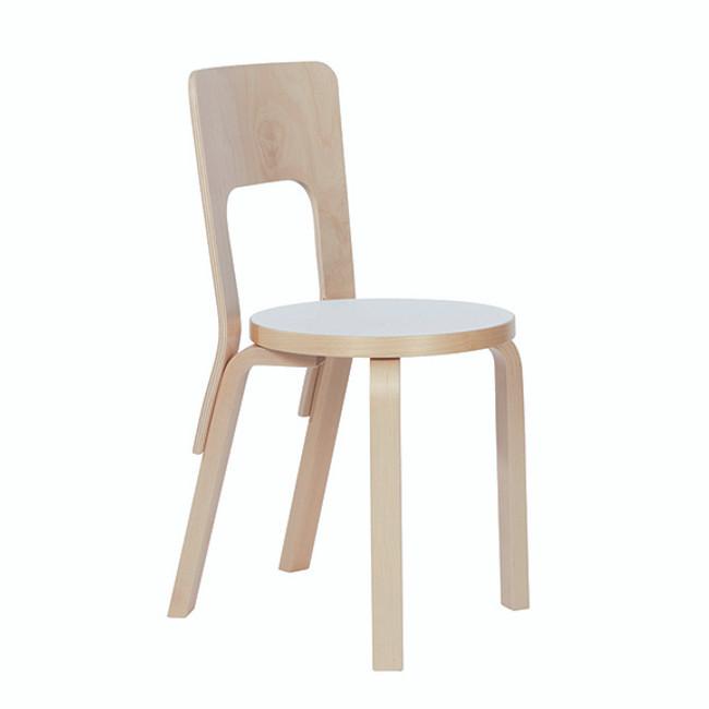 Artek  |  Chair 66, Tuoli