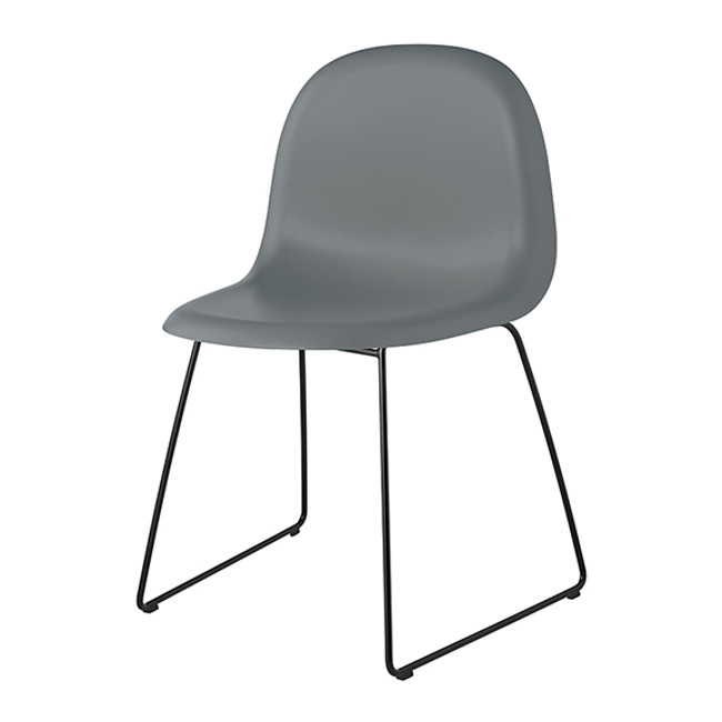 Gubi  |  Gubi 3D Chair Sled Base