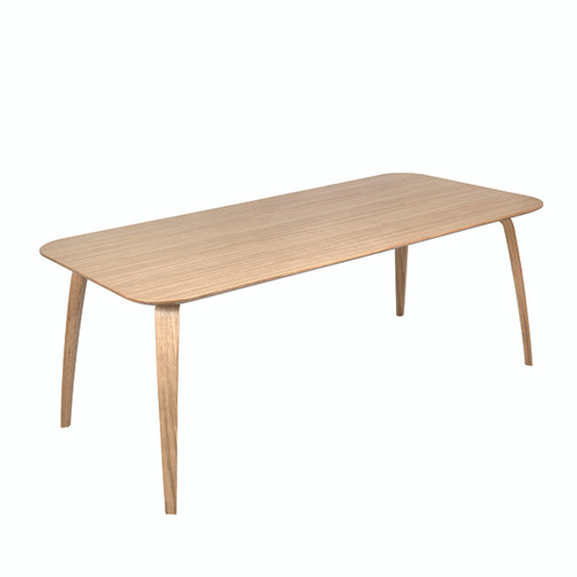 Gubi  |  Gubi Dining Table Rectangular