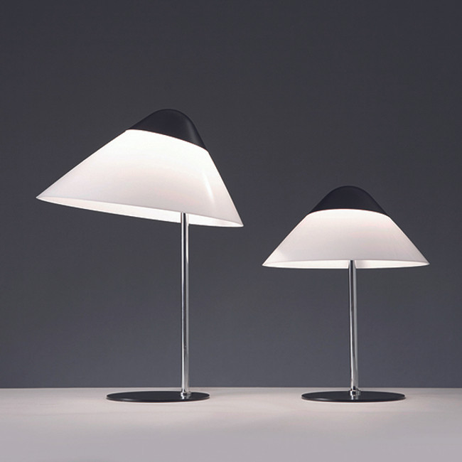 Hans J Wegner  |  Hans J Wegner, Opala Mini Table Lamp