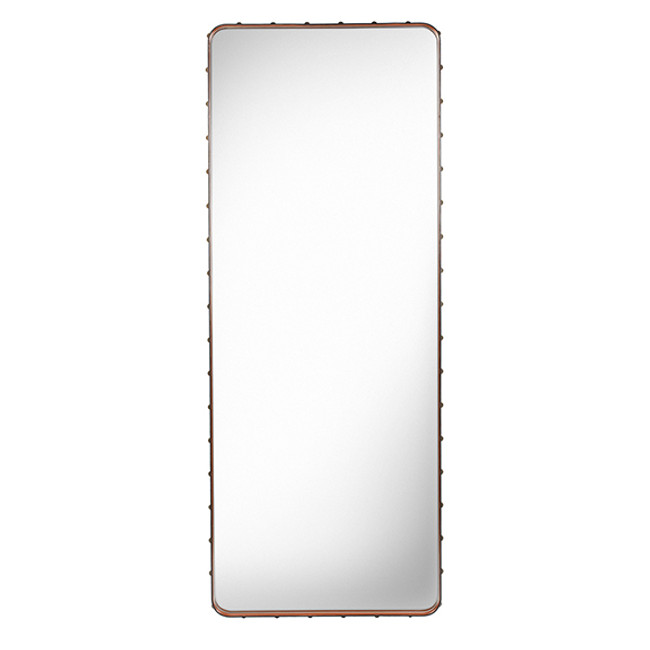 Gubi  |  Adnet Rectangulaire Mirror L