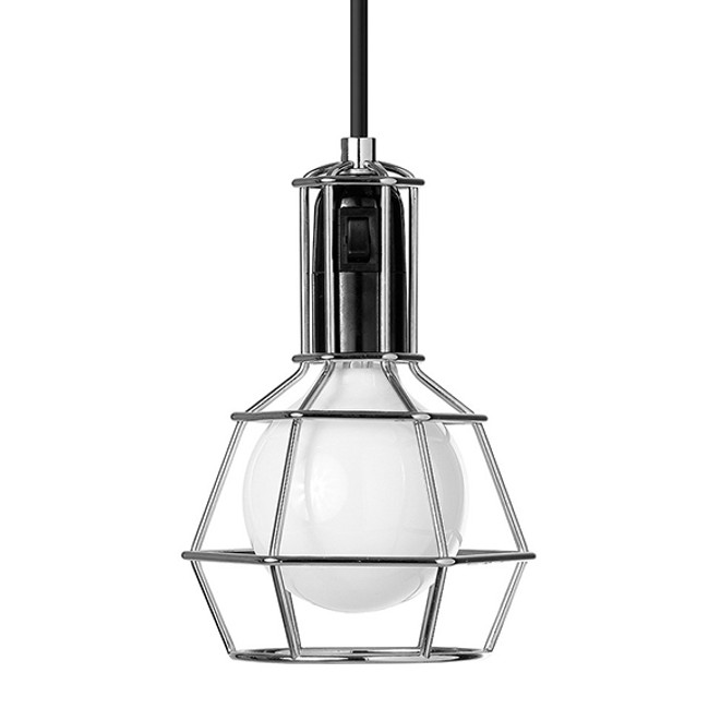 Design House Stockholm  |  Work Lamp Silver
