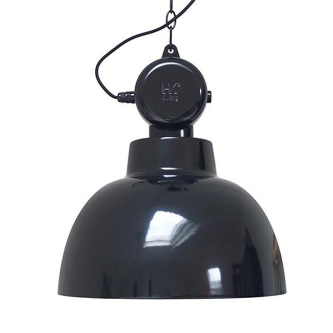 HK Living     Factory Lamp Black