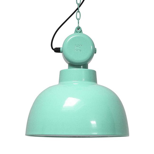 HK Living  |  Factory Lamp Mint Green