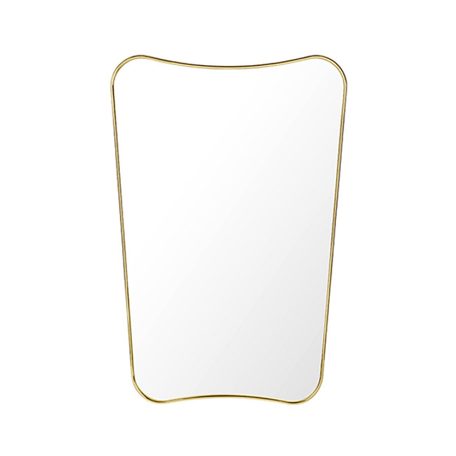 Gubi  |  F.A.33 Rectangular Wall Mirror