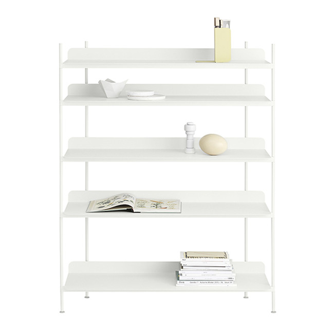 Muuto  |  Compile Shelving System White