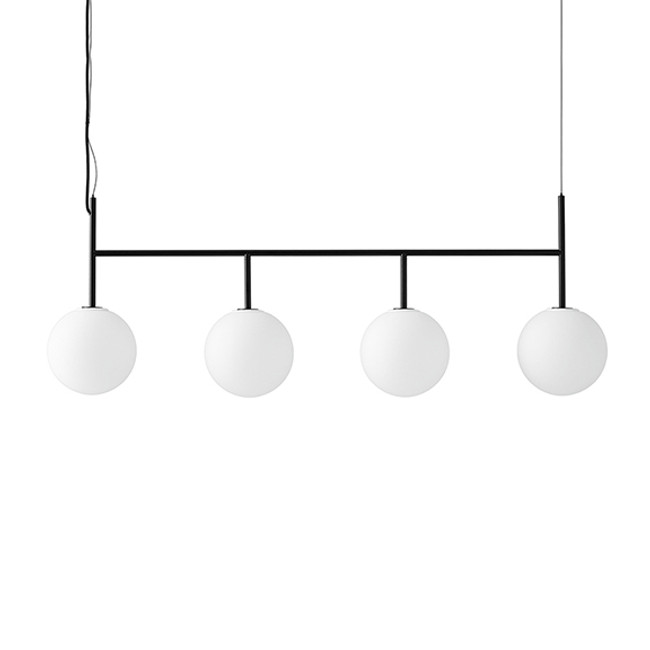 Menu  |  TR Bulb, Suspension Frame Black