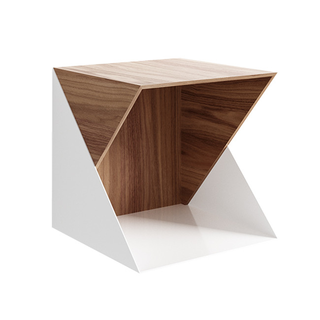 Nordic Tales  |  Flip Shelf Walnut
