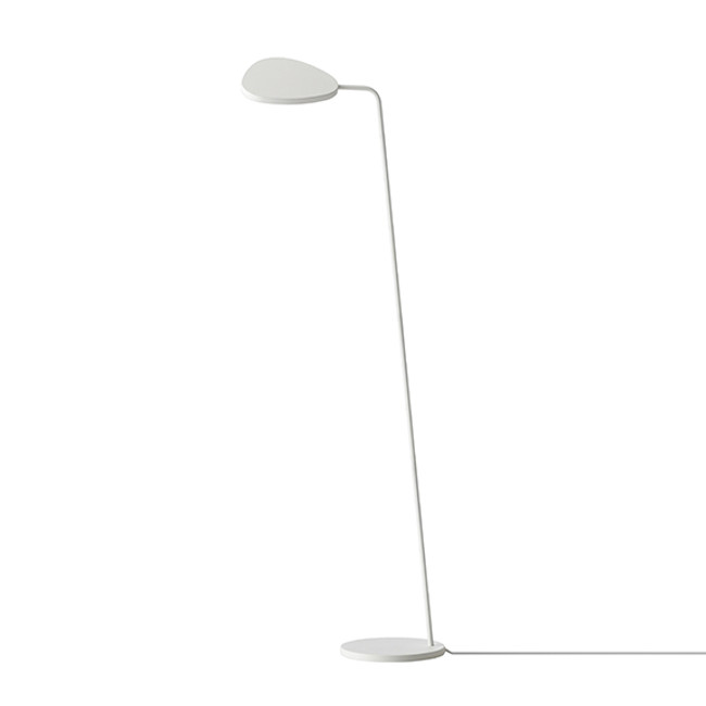 Muuto Leaf Floor Lamp in White