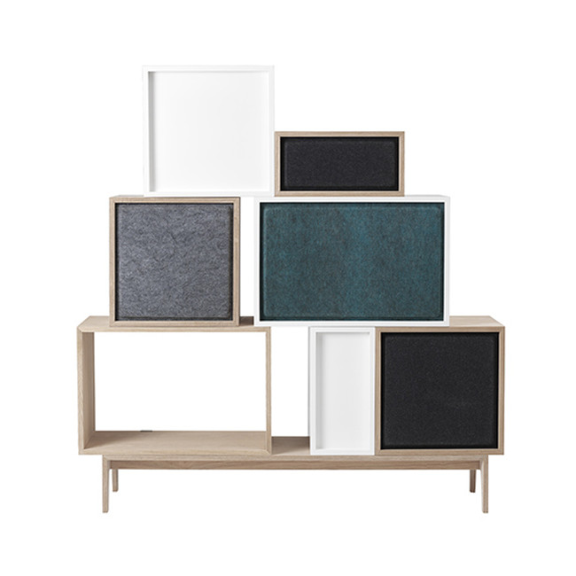 Muuto  |  Stacked Acoustic Panels