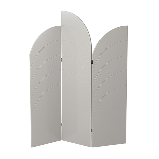 Ferm Living  |  Unfold Room Divider Grey