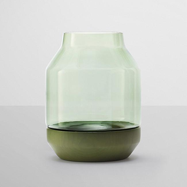 Muuto Elevated Vase in Green