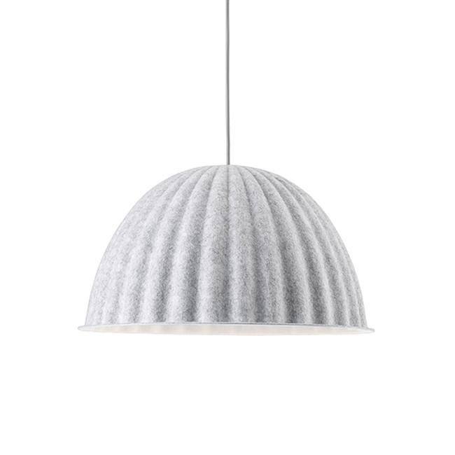 Muuto | Under the Bell Pendant 55cm White Melange