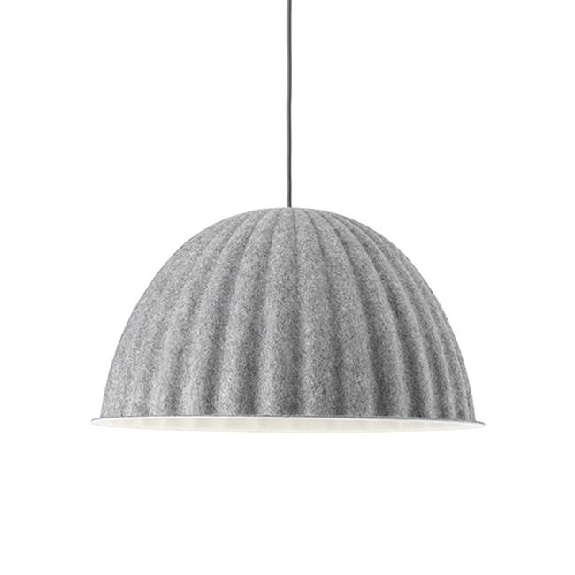 Muuto | Under the Bell Pendant 55cm Grey