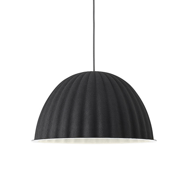 Muuto | Under the Bell Pendant 55cm Black