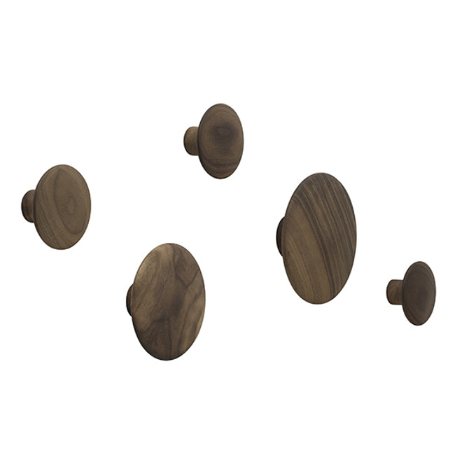 Muuto  |  The Dots Walnut