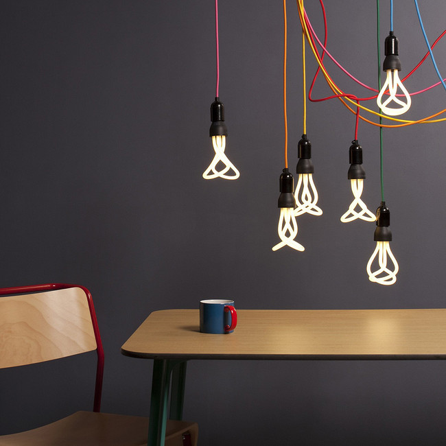 Plumen Bulb With NUD Cord & Socket Combination Set
