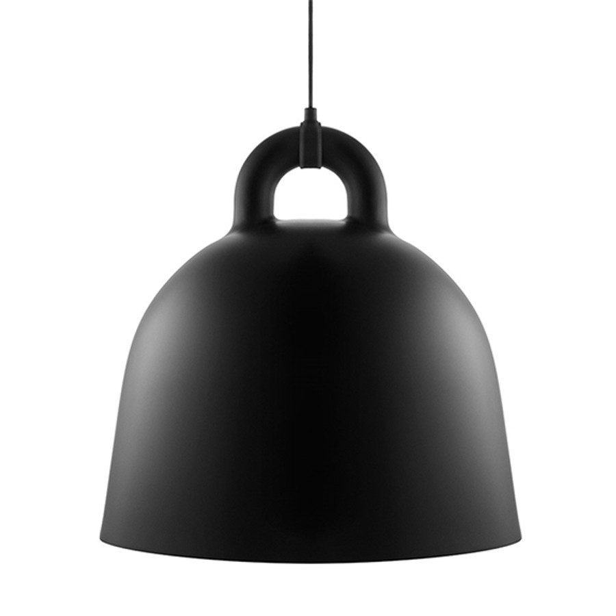 normann copenhagen bell lamp black surrounding australia. Black Bedroom Furniture Sets. Home Design Ideas