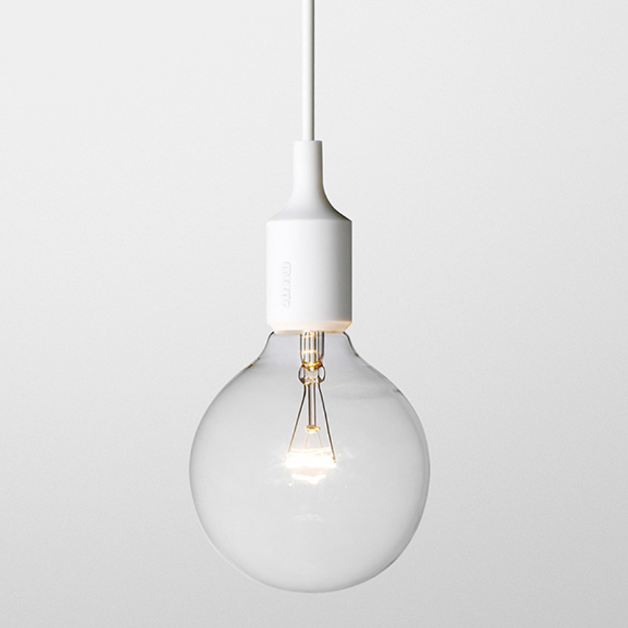 Muuto e27 lamp white surrounding australia muuto e27 pendant lamp in white aloadofball Choice Image