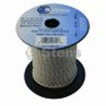 100' Solid Braid Starter Rope / #4 1/2 - (UNIVERSAL) - 146035