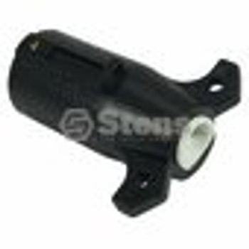 7-way Trailer End Connector / Blade Type - (UNIVERSAL) - 425745