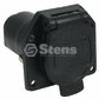 7-way Truck End Connector / Blade Type - (UNIVERSAL) - 425749