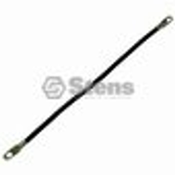 """Battery Cable Assembly / Black 16"""" Length - (UNIVERSAL) - 425066"""