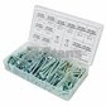 Cap Screw Kit / 240 Piece Kit - (UNIVERSAL) - 415117
