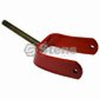 Caster Yoke / Exmark 1-322145-01 - (EXMARK) - 285536