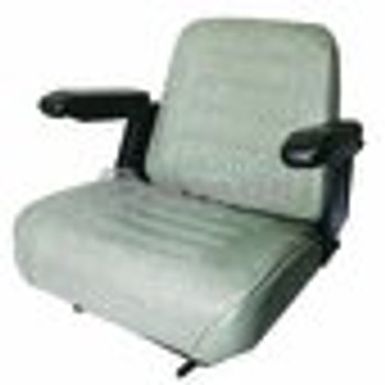 Commercial Mower Seat / High Back - (UNIVERSAL) - 420004
