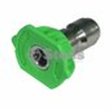 Composite Spray Nozzle / 3.5 Size, Green, 5 Pack - (UNIVERSAL) - 758087