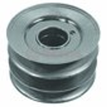 Double Spindle Pulley / MTD 756-0638 - (MTD) - 275040