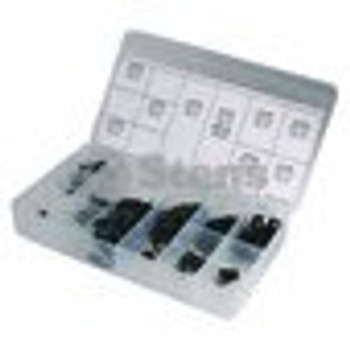 E-clip Kit / 280 Piece Kit - (UNIVERSAL) - 415166