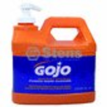 Gojo Hand Cleaner / 1/2 Gallon Container - (UNIVERSAL) - 752940