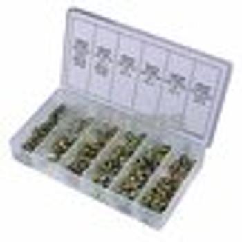 Grease Fitting Kit / 110 Piece Kit - (UNIVERSAL) - 415190