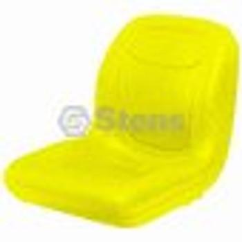 High Back Seat / John Deere VG11696 - (JOHN DEERE) - 420179