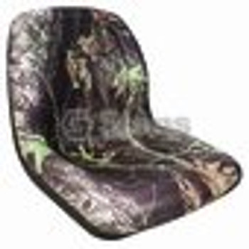 "High Back Seat / Mossy Oak 18"" Back - (UNIVERSAL) - 420183"