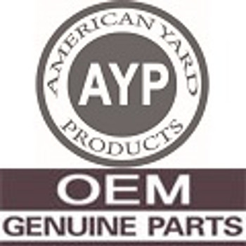 100107K - BOLT TI - Part # 100107K (AYP ORIGINAL OEM)
