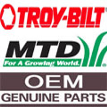 Part number 731-0899E Troy Bilt - MTD