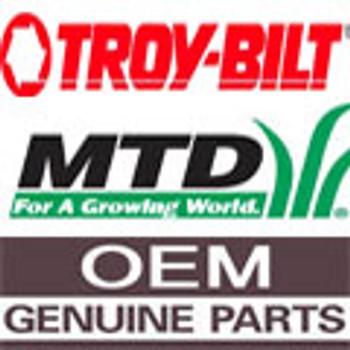 Part number 19A30013OEM Troy Bilt - MTD