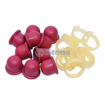 Stens 120-018 Primer Bulb Shop Pack / Briggs & Stratton 694394