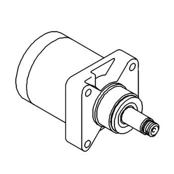 Logo HUSTLER for part number 8730