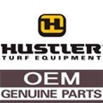 Logo HUSTLER for part number 601528